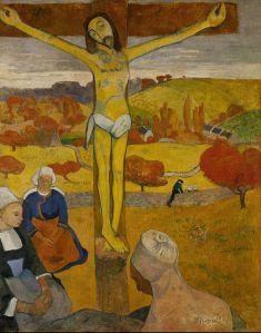 Paul Gauguin - Il Cristo giallo - 1898