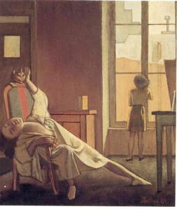 Balthus - La settimana con quattro giovedì - 1949