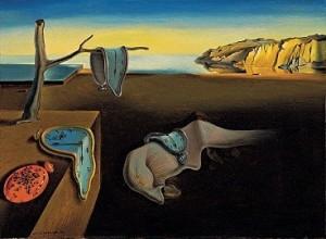 Salvador Dalì - La persistenza della memoria - 1931
