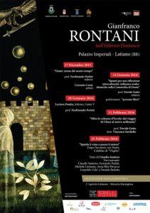 Rontani-Programma Seminari